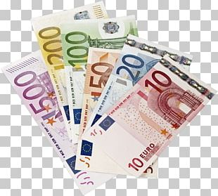 Euro Banknotes Money Currencies Of The European Union Euro Coins PNG