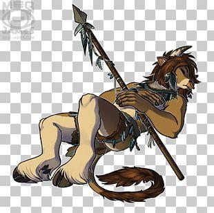 Carnivora Horse Cartoon Weapon PNG
