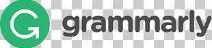 Grammarly Startup Company Writing Logo PNG