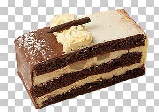 Chocolate Cake Sachertorte Petit Four Mousse PNG