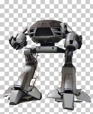 Hollywood ED-209 Robot Film RoboCop Versus The Terminator PNG