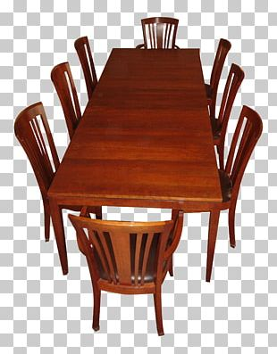 Table Chair Dining Room Matbord House Plan PNG