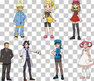 Pokémon X And Y Pikachu Kalos Pokémon Trainer PNG