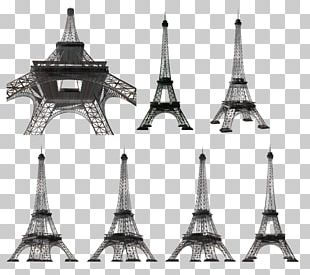 Eiffel Tower Statue Of Liberty Architecture PNG