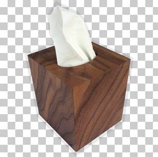 Box Facial Tissues Paper Wood Kleenex PNG