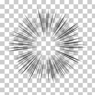 Speed Line Manga Motion Lines PNG