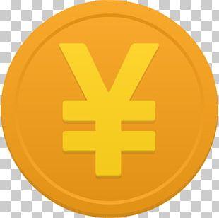 Symbol Yellow Orange Circle Font PNG