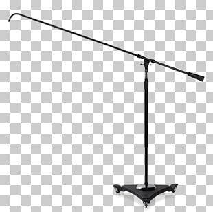Microphone Stands Boom Operator Recording Studio Sound PNG