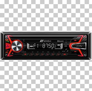 Vehicle Audio Radio Receiver ISO 7736 USB CD Player PNG