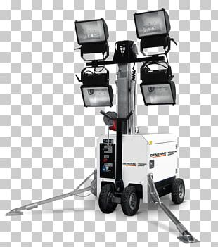 Lighting Tower Generac Power Systems Light-emitting Diode PNG