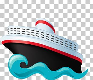 Ferry Sailing Ship PNG