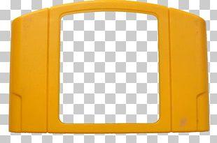 Nintendo 64 Donkey Kong 64 Nintendo Entertainment System ROM Cartridge PNG