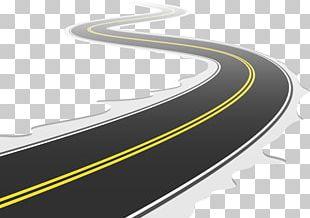 Road Highway PNG