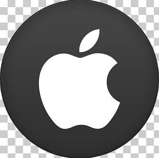Symbol Black Logo Circle PNG