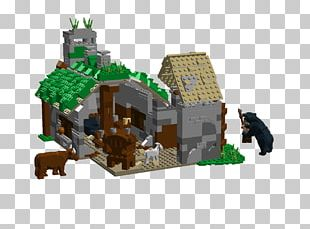 Lego The Hobbit Beorn Lego The Lord Of The Rings Bear PNG