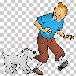 Snowy Puppy The Adventures Of Tintin Dog Comics PNG