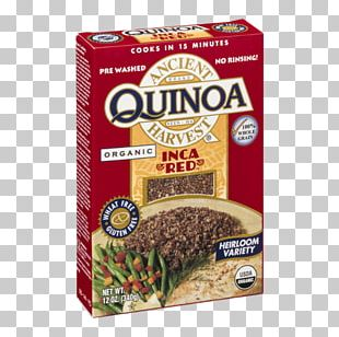 Breakfast Cereal Organic Food Quinoa Whole Grain PNG