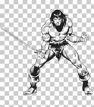 Conan The Barbarian Red Sonja Comics Artist Bêlit PNG