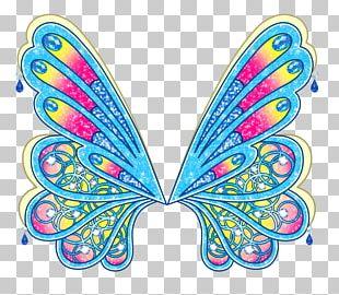 Flora Sirenix Fan Art PNG