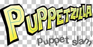 Puppetzilla Puppet Slam Ticket Trepany House Steve Allen Theater Theatre PNG