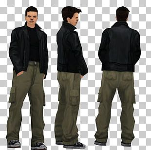 Grand Theft Auto: San Andreas Grand Theft Auto III Niko Bellic Grand Theft Auto 2 Claude PNG