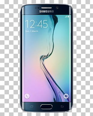 Samsung Galaxy S6 Edge Samsung GALAXY S7 Edge Smartphone PNG
