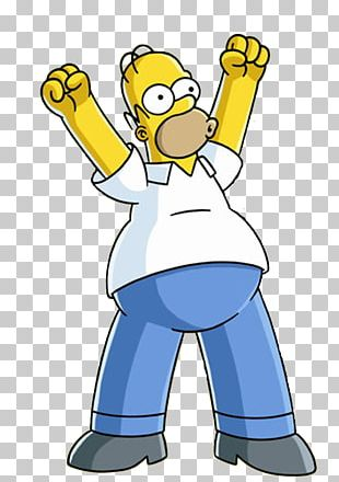 The Simpsons Game Homer Simpson Xbox 360 PlayStation 3 PNG