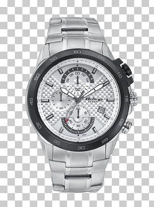 HP Titan Smartwatch W2H98AA Titan Company Chronograph Watch Strap PNG