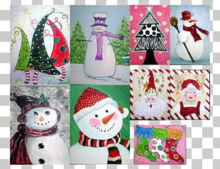 Christmas Decoration Painting Christmas Ornament Snowman PNG