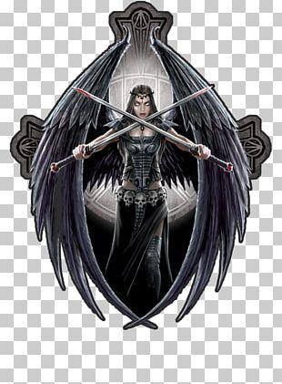 Fallen Angel Desktop Demon PNG