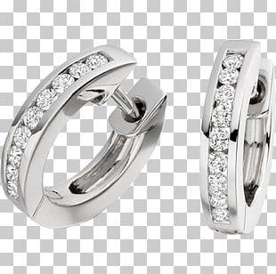 Earring Brilliant Diamond Jewellery Gold PNG