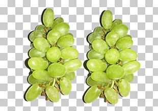 Sultana Seedless Fruit Grape PNG