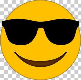 Emoji Sunglasses PNG