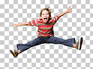 Jumping Boy Stock Photography Child PNG