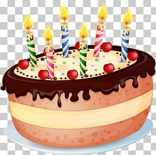 Birthday Cake Torte Cupcake Fruitcake Chocolate Cake PNG