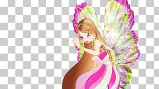 Flora Tecna Aisha Winx Club PNG