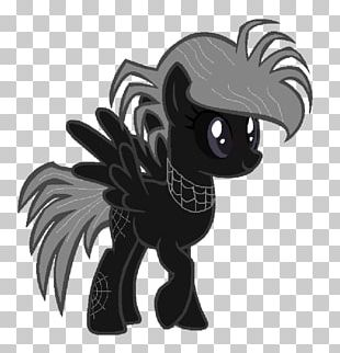 Pony Horse Cat Cartoon White PNG