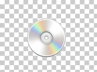 Compact Disc Data Storage PNG
