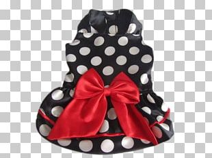 Polka Dot Dress Clothing Red Lace PNG
