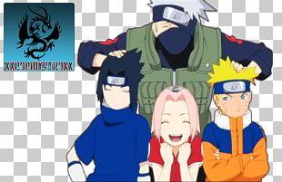 Sasuke Uchiha Naruto Uzumaki Kakashi Hatake Sakura Haruno PNG