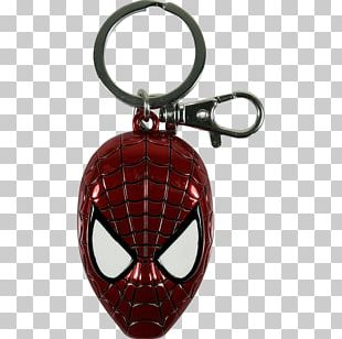 Spider-Man Captain America Key Chains Marvel Comics Superhero PNG