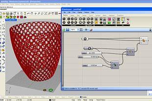 Rhinoceros 3D Modeling Grasshopper 3D Printing Technology PNG