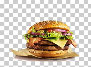 Angus Cattle Hamburger McDonald's Quarter Pounder Big N' Tasty Bacon PNG
