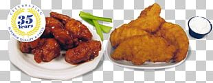 Buffalo Wing Fried Chicken Fast Food Chicken Nugget KFC PNG