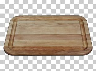 Wood Tray Rectangle PNG