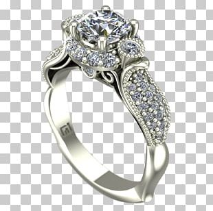 Engagement Ring Jewellery Gemological Institute Of America Diamond PNG