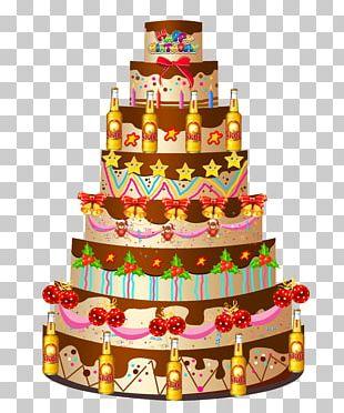 Layer Cake Birthday Cake Cheesecake Torte Bxe1nh PNG