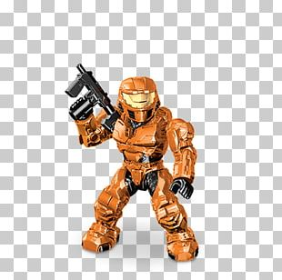 Mega Brands Factions Of Halo Figurine Action & Toy Figures PNG