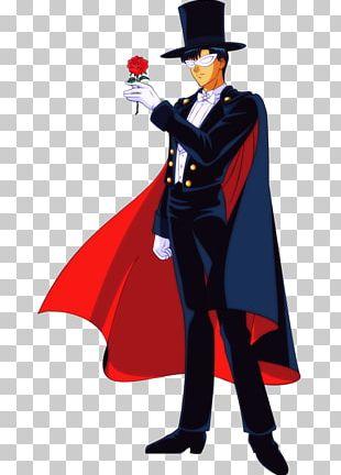 Tuxedo Mask Sailor Moon PNG