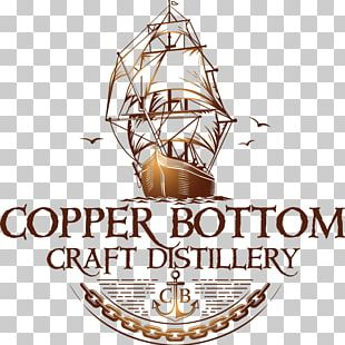 Copper Bottom Craft Distillery Daytona Beach Distillation Light Rum PNG